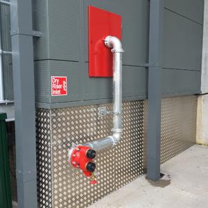 Wet Amp Dry Riser Testing Bristol Safety Test Uk Ltd